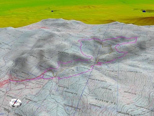 canencia 3d mapa
