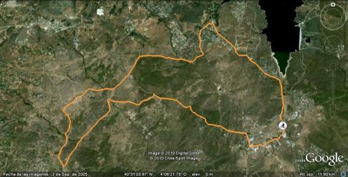 Ruta circular por Valdemorillo